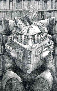 Bookish Headgear